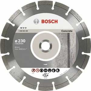 Диск алмазный Bosch 180х22.2мм Professional for Concrete (2.608.602.199)