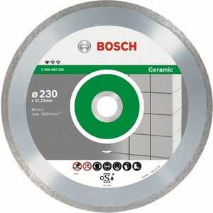 Диск алмазный Bosch 230х22.2мм Professional for Ceramic (2.608.602.205)