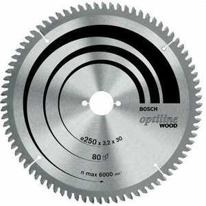 Диск пильный Bosch 305х30мм 40зубьев Optiline Wood (2.608.640.440)