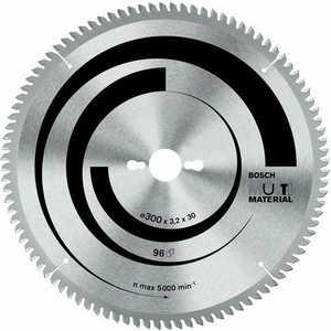 Диск пильный Bosch 250х30мм 80зубьев Multi Material (2.608.640.516)