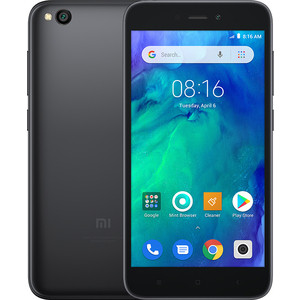 Смартфон Xiaomi Redmi Go 1/16GB Black цена