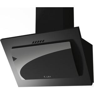 Вытяжка Lex MIKA C 600 BLACK вытяжка lex luna 600 black