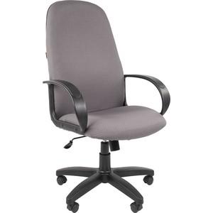 Кресло Chairman 279 ткань V398-13 серый