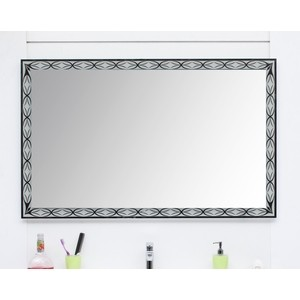 Зеркало De Aqua Тренд 12075 (TRN 406 120)