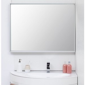 Зеркало De Aqua Алюминиум 10075 4x4 (AF605100S)