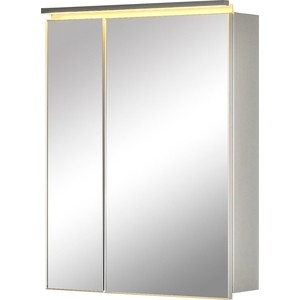 Зеркальный шкаф De Aqua Алюминиум 70 (AL 503 070 S)