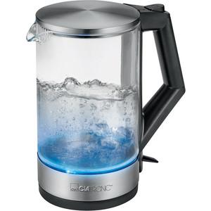 Чайник электрический Clatronic WKS 3641 G inox цена
