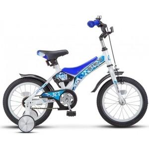 Велосипед Stels 14 Jet Z010 (Белый/Синий) LU077371