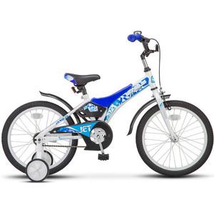 Велосипед Stels 16 Jet Z010 (Белый/Синий) LU077120