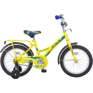 Велосипед Stels 16 Talisman Z010 (Желтый) LU075940