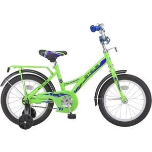 Велосипед Stels 16 Talisman Z010 (Зелёный) LU076197 цена в Москве и Питере