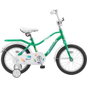 Велосипед Stels 16 Wind Z010 (Зеленый) LU071919 цена в Москве и Питере