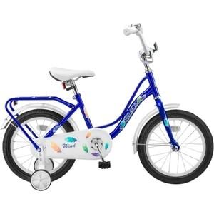Велосипед Stels 16 Wind Z010 (Синий) LU070411 цена в Москве и Питере