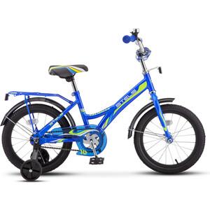 Велосипед Stels 14 Talisman Z010 (Синий) LU076193 игрушка брелок мягконабивная назад к истокам huggy buddha talisman