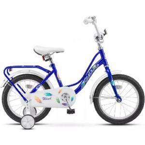 Велосипед Stels 16 Wind Z020 (Синий) LU077342 цена в Москве и Питере