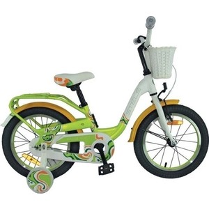 Велосипед Stels 16 Pilot 190 V030 (Зелёный/Жёлтый/Белый) LU074646