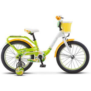 Велосипед Stels 18 Pilot 180 V010 (Зелёный/Оранжевый) LU075251