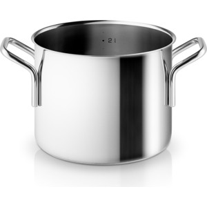 Кастрюля 2.2 л Eva Solo Stainless Stee (202422) eva solo сковорода stainless steel 24 см 202724 eva solo