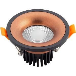 Встраиваемый светодиодный светильник Denkirs DK4002-CF