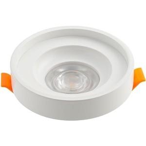 Встраиваемый светодиодный светильник Denkirs DK4005-WH