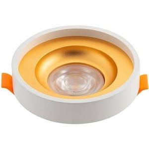 Встраиваемый светодиодный светильник Denkirs DK4006-GD gd