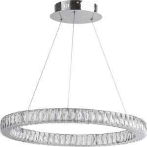 Подвесной светодиодный светильник MW-Light 498011501 встраиваемый светодиодный светильник mw light круз 11 637014601