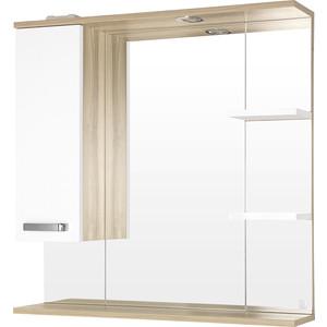 Зеркало-шкаф Style line Ориноко 80 с подсветкой (2000949087757)
