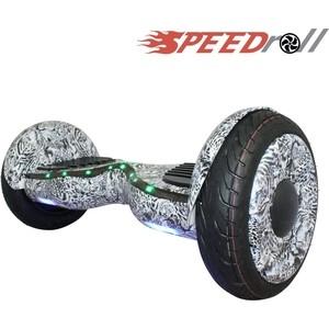 цена на Гироскутер SpeedRoll Premium Roadster Белый Лёд