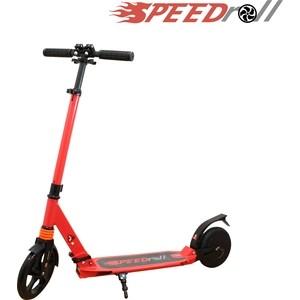 Самокат с электроприводом SpeedRoll E9S Красный