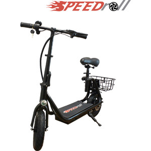 Электроскутер SpeedRoll SG05 Черный