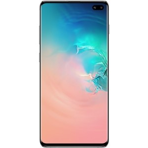 Смартфон Samsung Galaxy S10+ 8/128GB белый фото