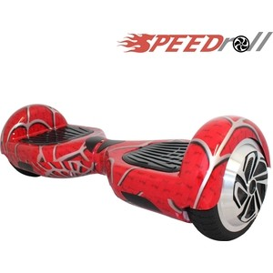 цена на Гироскутер SpeedRoll Premium Smart Красный человек паук