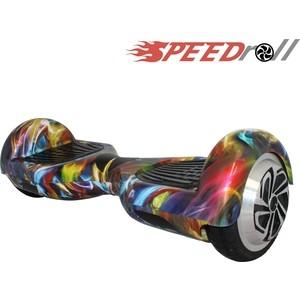 Гироскутер SpeedRoll Premium Smart Комикс гироскутер speedroll premium smart led 01lapp с самобалансировкой red