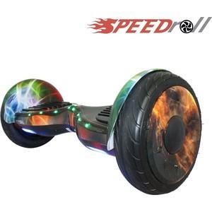 Гироскутер SpeedRoll Premium Roadster Красное небо тетрадь на пружине printio santa muerte