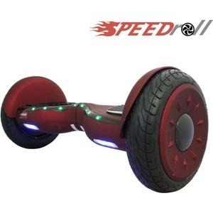 цена на Гироскутер SpeedRoll Premium Roadster Красный матовый