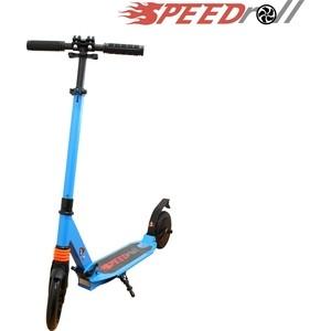 Самокат с электроприводом SpeedRoll E9S Синий электрический самокат speedroll e 5 черный