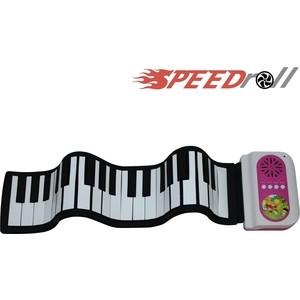 Гибкое пианино SpeedRoll S2037 Розовый