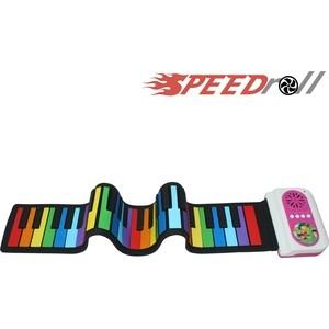 Гибкое пианино SpeedRoll S2049C Розовый