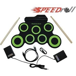 Гибкая ударная установка SpeedRoll G3002 Зеленый