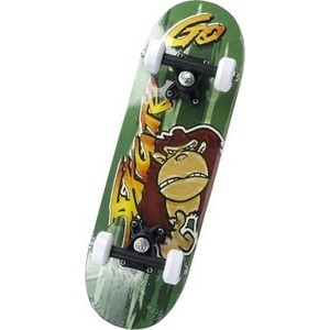Скейтборд MaxCity MAXCITY MONKEY Mini - board (MC - SB000033 - NN) скейт maxcity crank