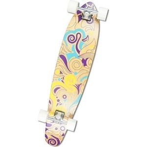 Скейтборд MaxCity MC Long Board 38' FIGURE (MC - SB000028 - NN) скейтборд maxcity mc dragon mc sb000022 nn