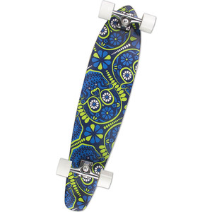 Скейтборд MaxCity MC Long Board 38 PATCH (MC - SB000048 NN)