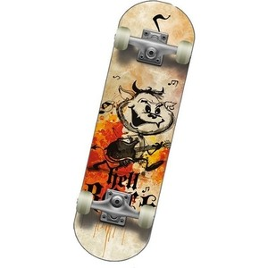Скейтборд CK HELLBOY JR Mini-board (CK-SB000053-JR) велосипед scott contessa jr 20 2018