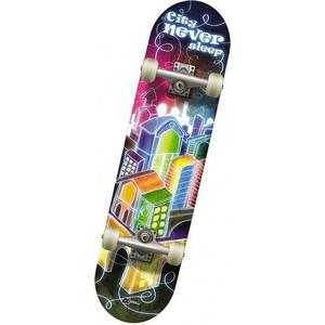Скейтборд CK NIGHT (CK-SB000073-NN) neon night панно световое 60x60 см снежинка nn 501 501 335