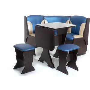 Набор мебели для кухни Бител Нарцисс-комби (венге, терра эффект-114 + С.-101) цена и фото
