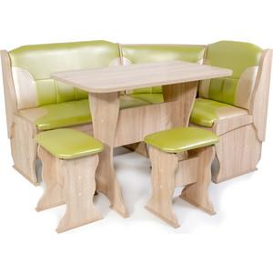 Набор мебели для кухни Бител Орхидея-комби (дуб сонома С.-105 + С.-101)