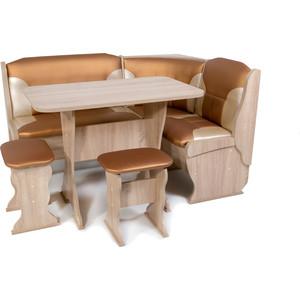 Набор мебели для кухни Бител Орхидея-комби (дуб сонома С.-109 + С.-101)