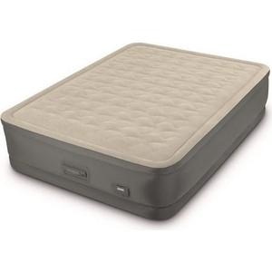 Надувная кровать Intex 64926 Premaire II Elevated Airbed 152х203х46см (встроенный насос 220V) цена