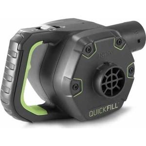 Насос электрический Intex 66642 Quick-Fill 12В (с аккумулятором) 3 насадки в комплекте