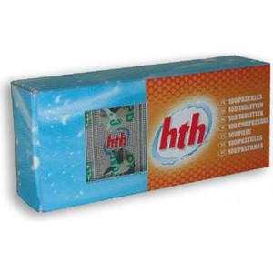 Таблетки HTH A590198H1 общая жесткость (100 шт)